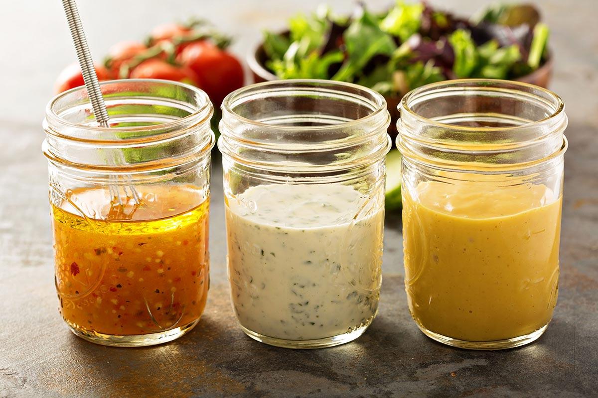 Salad Dressings & Mayonnaise